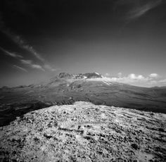 to ash you will return:  Mt St. Helen's , Washington State June 7, 2012