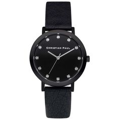 THE STRAND LUXE 35mm ($185) ❤ liked on Polyvore featuring jewelry, watches, accessories and christianpaul