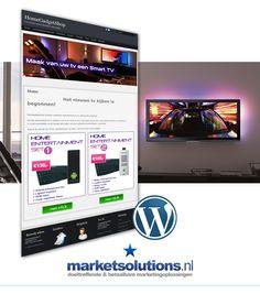 Jouw TV ook veranderen in een SMART TV?   Check out de nieuwe website van HomeGadgetShop Leeuwarden!  http://www.navienbansi.nl/blog/check-out-de-nieuwe-website-van-homegadgetshop-leeuwarden/ #webdesign #website #design