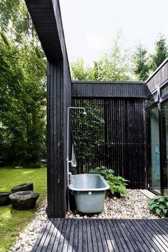 Trending On Gardenista: Motheru0027s Day Ideas Straight From The Garden. Outdoor  BathtubOutdoor BathroomsOutdoor ShowersOutside ...