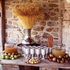 #Autumn #table