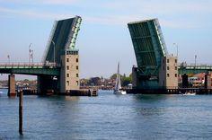 Atlantic Breach Bridge ... the last one before home.