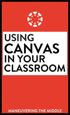 Canvas is a learning management software that allows each student to access material and submit assignments. Read more tips and tricks here! Canvas Learning Management System, Classroom Management, Canvas Instructure, Project Canvas, Canvas Ideas, Online Classroom, Microsoft Classroom, Physics Classroom, Flipped Classroom