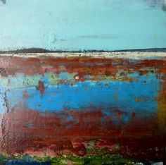 COLOUR GALLERY - Alan Richmond Semi-Abstract Landscapes