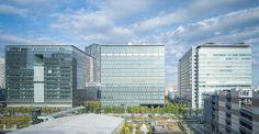 Toyosu Foresia (豊洲フォレシア) / Architect : Mitsubishi Estate (設計:三菱地所設計)