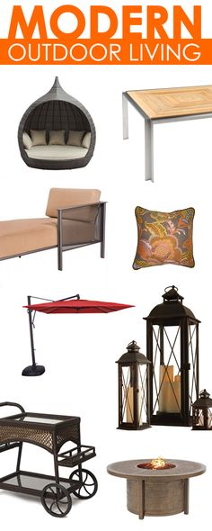 Shop Our Exclusive Selection Of Modern Outdoor Patio Furniture. Enjoy  Luxurious Outdoor Furniture And Accessories