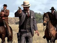 Find out in this trailer how the lifestyle was in the Wild Wild West with Rockstar's Red Dead Redemption. Saddle up boys, we're going hunting. For more on Re...