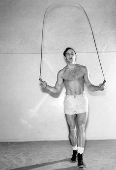 vintagegal:  Marlon Brando c. 1950