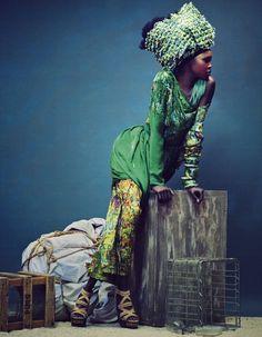 Wrapped fashion