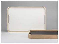 Tray - Dual Tray by Office for Product Design | JIA Inc