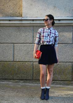 Оксамитова спідничка | BurdaStyle.ua: Мода, Дизайн, Рукоділля, Викрійки