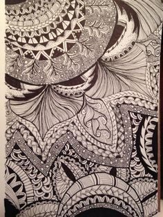 Doodle by Annette Graef