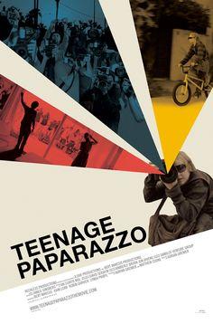 Ludlow Kingsley | Work | Teenage Paparazzo
