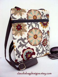 #Hip_Bag  #Sling_Bag  Cross Body #Messenger  by ClaudiaBagDesigns, $25.00 - SOLD