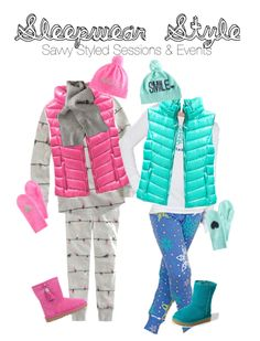 Savvy Styled Sessions & Events: Style Inspiration: Winter Sleepwear