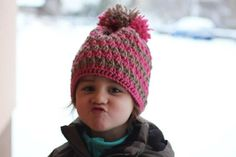 Knitted Hats, Crochet Hats, Needlework, Winter Hats, Beanie, Knitting, Fashion, Knitting Hats, Embroidery
