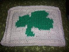 Aunt Kathy's Place- My Original Patterns: The Shamrock