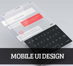 Mobile UI design for Inspiration – 15