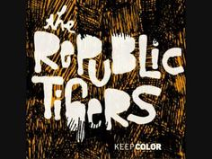 Buildings and Mountains - The Republic Tigers - I'm so proud of this Kansas City band made good.  This one is pretty atmospheric.