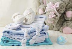 Como lavar roupa de bebé: um guia prático