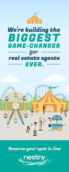 Built by an Agent for Agents. You've never seen anything like it! Nestiny flat out works and isn't just another company trying to sell you on boring, expensive and ineffective tools. We help you educate and find home buyers and sellers so that you can spend your time doing what you do best. Nobody cares more than Nestiny about making sure deserving Agents meet great clients! #Realtor