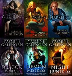 A fantastic Urban fantasy great book to where u can just get lost in the story these are only a few in the series.