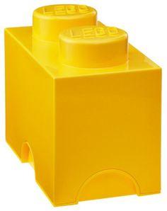 LEGO Aufbewahrungsstein 2er gelb  http://www.meinspielzeug24.de/lego-aufbewahrungsstein-2er-gelb  #Junge #Aufbewahrung