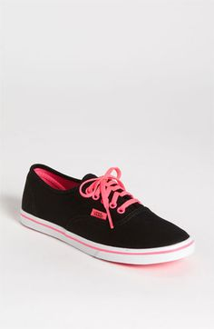 Vans 'Authentic Lo Pro' Sneaker (Women) available at #Nordstrom