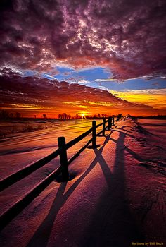 """""""On the other side of somewhere"""" by Phil Koch"""