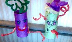 Toilet roll monsters halloween monsters halloween pictures halloween images halloween crafts halloween ideas halloween craft ideas diy halloween crafts toilet roll crafts