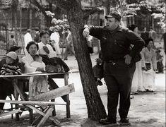 미군 서울 창경원(현재의 창경궁), 1957  이형록