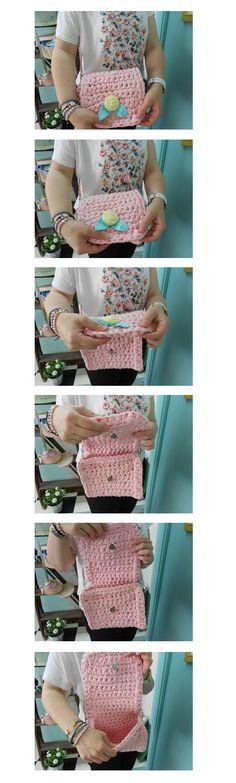 Nuevo patrón: bolso de trapillo