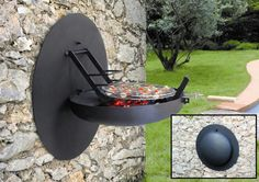 Useful Sculpture Outdoor Grill Design from Focus Outdoor Spaces, Outdoor Living, Outdoor Decor, Outdoor Kitchens, Outdoor Fire, Modern Outdoor Grills, Barbecue Grill, Grilling, Outdoor Barbeque
