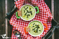 Gust Verde: RAW VEGAN: Supa crema de avocado si castravete Whole Food Recipes, Vegan Recipes, Clean Eating, Healthy Eating, Superfoods, Cooking Tips, Vegetarian, Diet, Homemade Food