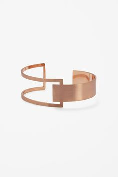 Cut-out bangle on cosstores.com