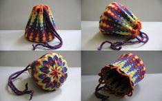 Rainbow pouch reloaded by nimuae.deviantart.com on @DeviantArt