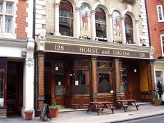 Horse and Groom, Fitzrovia, London