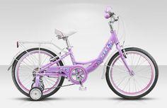 Детский велосипед Stels Pilot 230 Girl (2016), цена - 14640 руб.