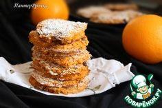 """Рецепт: Морковное печенье """"Яркость жизни"""""""