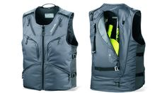 When you're swooshing through the fresh powder in your secret backcounty ski spot, the last thing you want is a heavy pack strapped to your back. But you also don't want to venture into the wilderness without the proper supplies. So the next time you hit the distant slopes, consider Dakine's capacious new BC Vest as an alternative to your backpack.