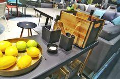 Möbel für drinnen und draußen von der Firma Cane-Line