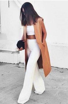 White & beige.