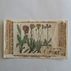 Tina Jensen Art Studio - Textile and Collage work. Paper Collage Art, Collage Sheet, Paper Art, Art Journal Pages, Journal Cards, Junk Journal, Collages, Vintage Paper Crafts, Creative Arts Therapy