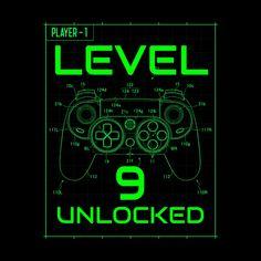 Retro Videos, Retro Video Games, Cute Bath Mats, Neon Sign Bedroom, Retro Gamer, Game Controller, Kids Prints, Game Design, Neon Green