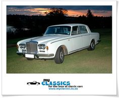 Classic Car For Sale: 1966 Bentley T1