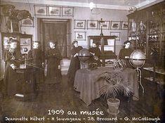 Musée-école à Villa-Maria School Museum at Villa Maria