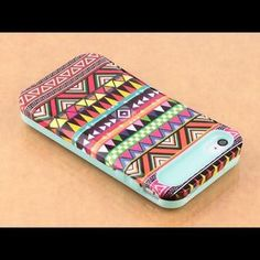 I just discovered this while shopping on Poshmark: Hybrid iphone 4 /4s case. Check it out!  Size: 4 4s