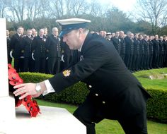 HMS Raleigh remembers