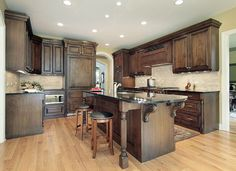 Antique Kitchen Cabinets From