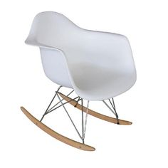 Rocking Chair, Pastel, Furniture, Modern, Design, Home Decor, Products, House, Chair Swing
